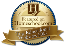 Homeschool Award 2015 from www.homeschool.com